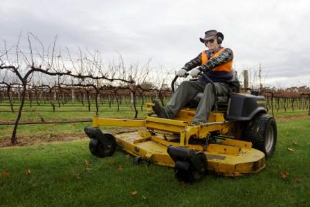 Altona Ride on Mowing Service